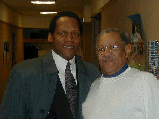 Deacon Leroy and Eugene Campbell